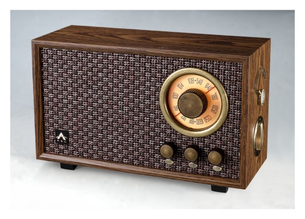 Audiophile-Retro-Radio-R301-