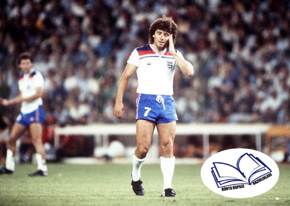 1982 World Cup Finals. Second Phase. Madrid, Spain. 5th July, 1982. England 0 v Spain 0. England's Kevin Keegan looks dejected during the match