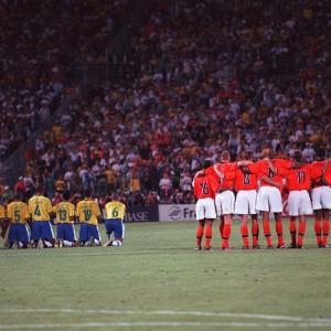 FUSSBALL: WM FRANCE 98 Marseille, 07.07.98