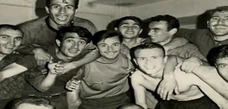 ESKISEHIRSPOR'U SAMPIYON YAPAN ADAM 'ABDULLAH MATAY' 1966