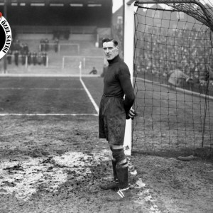 Cyril Spiers, Tottenham Hotspur goalkeeper