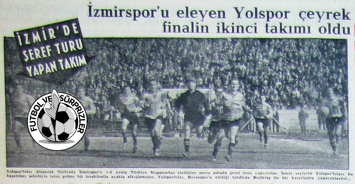 Yolspor İzmir'delogolu