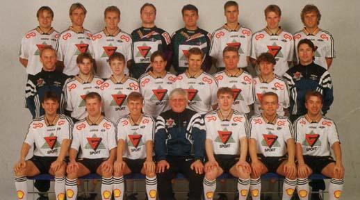 1990'ların sonuna kadar Şampiyonlar Ligi'nin gediklisi olan Rosenbırg