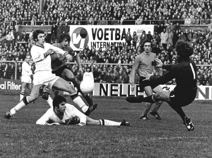 Fi maçı 1973 Hollanda-Belçika